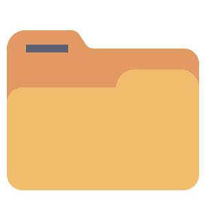 <em>Handling</em><br><b>Folder and folder list</b>